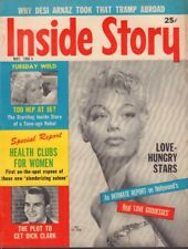 Inside Story May 1960 Lil St. Cyr Dick Clark Tuesday Weld 013119DBE2