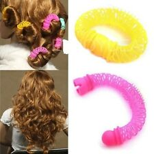 8pcs Japan Hair Rollers Sleep In Sponge Curlers Hair Styling accessories HR001