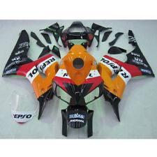 Orange Repsol Fairing For Honda CBR1000RR CBR 1000 RR 2006 2007 06 07 INJECTION