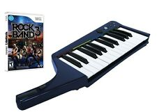 Mad Catz Rock Band 3 Inkl. Wireless Keyboard (wii)