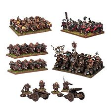 Mantic Games MGKWD100 Kings of War Dwarf Starter Force Playset