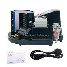 HOT Black Sublimation Mug Heat Press Machine Pneumatic Auto Type ST-110 thxz