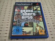 GRAND Theft Auto San Andreas (GTA) per Playstation 2 ps2 PS 2 * OVP *