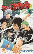 BEELZEBUB tome 13 Ryuhei Tamura manga shonen