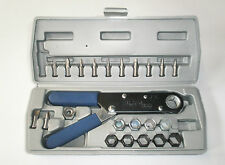 Wrench Socket Hand Ratchet Tool Set Kit & Accessories *BRAND NEW*