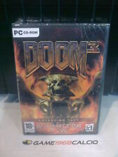 DOOM 3: RESURRECTION OF EVIL - PC GAMES - NEU & OVP - NEW SEALED VIDEOGAMES