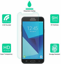 (3-Pack) For Samsung Galaxy J7 2017 Premium Tempered Glass Screen Protector Film