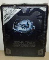 STAR TREK - DEEP SPACE NINE - STAGIONE 1 - BOX 6 DVD + CD ROM