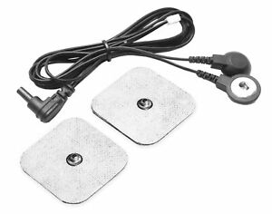 Beurer Kit 647.05 accessory set 2 electrodes+1 connection cable for EM32/ EM3...