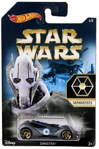 2015 Hot Wheels Disney Star Wars #4 Sinistra Separatists