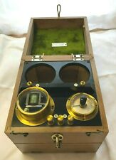 Vintage Medical Electric Shock Therapy Machine & tools by Robert Whitelaw, Quack