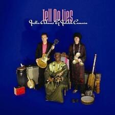 Justin Adams And Juldeh Camara - Tell No Lies (NEW CD)