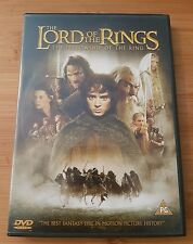 The Lord Of The Rings The Fellowship of The Ring DVD