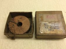 DAIMLER FERRET - MK1, BREN GUN MG MOUNTING FRICTION DISC X4, FV51623