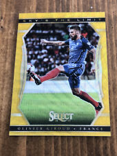 2016-17 Select Soccer Sky's The Limit GOLD /10 Olivier GIROUD FRANCE