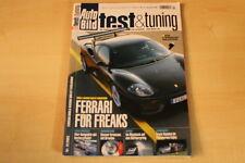 71944) Renault Clio RS 3.0 V6 Ph.II - Alfa Romeo 147 GTA - Auto Bild test & tuni