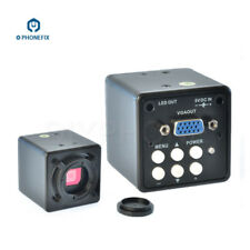 2.0MP VGA HD Digital C-mount Microscope Camera For i Phone PCB Repair Inspection