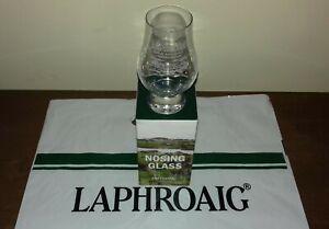Laphroaig Distillery Glencairn Nosing Whisky Glass BRAND NEW