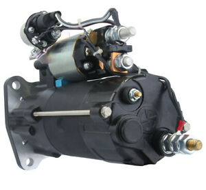 NEW STARTER FITS MACK TRUCK ENGINE LE GRANITE CX SERIES M9T71075 MK1075 M105352