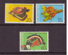 Suriname MNH 1979 Art Objects  set mint stamps