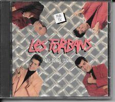 CD ALBUM 10 TITRES--LES FORBANS--DE TOI A MOI...--1990