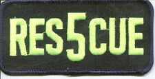 Rescue 5 Small 4x2 Patch
