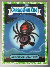 Garbage Pail Kids We Hate The 90s Film Green Puke Sticker Arachnophobic Ric 8a