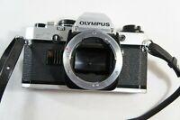 Olympus OM10 35mm SLR Film Camera Body Only, Free 2-3 Day Ship!!!