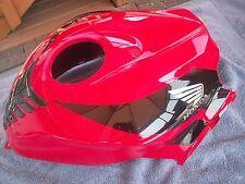 Honda cbr600rr fairing 07 08 09 10 11 12 oem tank cowl red