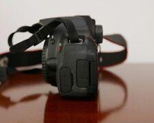 Canon EOS 650D / Rebel T4i 18.0 MP DSLR - Black Body Vertical Grip 3 Batteries