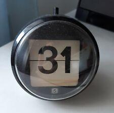 calendario tavolo ovvio optical vintage style nero 🧿🧿🧿🧿🧿
