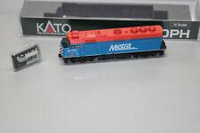 KATO 176-9103 Locomotive Diesel F40 Ph Chicago Metra Voie N Emballage D'Origine