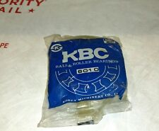 NEW KBC BALL BEARING 6010 6010Z