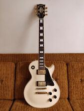 Orville by Gibson Les Paul Custom ⟡ 1989 Made in Japan ⟡ Alpine White
