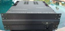 Counterpoint Sa-20 Hybrid Tube Mosfet Stereo Power Amplifier Amp Rare Siemens
