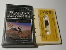 CASSETE. PINK FLOYD. A COLLECTION OF GREAT DANCE SONGS.