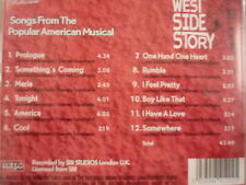 West Side Story / Songs from the Popular Amarican Musical / MUSIC: Bernstein Neu