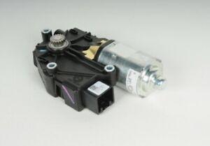 Sunroof Shade Motor ACDELCO GM ORIGINAL EQUIPMENT 25917744