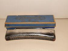 Vintage Burgtor Johann Schunk Dominator Harmonica Harmonikas