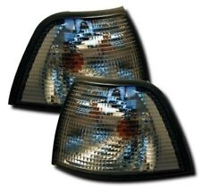 BMW 3 SERIES E36 COUPE & CONVERTIBLE (92-99) FRONT INDICATOR LIGHTS - SMOKED