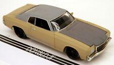 JoyRide 1970 Chevrolet Monte Carlo Chevy TF&F The Fast & Furious Diecast 1/64