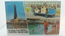 More details for vintage postcard pontins holiday camp blackpool 1973