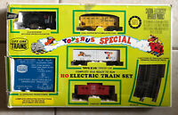 Vintage Life Like HO Scale TOYS R US EXPRESS TRAIN