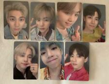 "BTS Japan Single ""Lights/Boy With Luv""- Official PhotoCard : FC Ver.- Full Set 7"