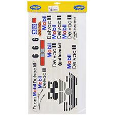 Decal Sheets 1:8 MERCEDES BENZ race truck sticker Carson 69151 800053