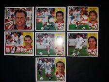 ESTE 2002 2003 LOTE 7 CROMOS DISTINTOS DEL SEVILLA FC