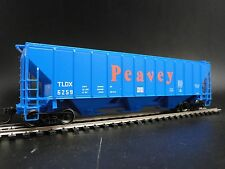 Proto 2000 Series  #21444 - 4427 PS-2CD High Side Covered Hopper Peavy #6259