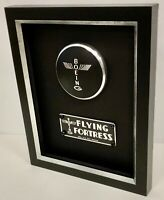 Boeing B-17 Flying Fortress Shadow Box,WWII Vintage Aviation, 8th AF   ART-0107