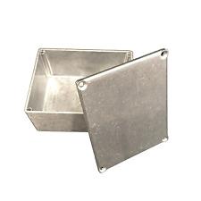 Aluminum Electronics Project Box Enclosure Case Metal Small Interior 475x375