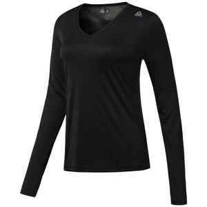 Reebok Women's Performance Long Sleeved Running Tee